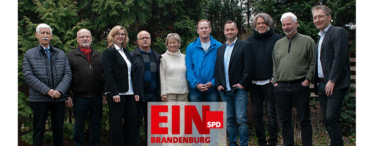 Kommunalwahl Schöneiche: SPD setzt auf vielfältige Erfahrung, Kompetenz und neue Gesichter